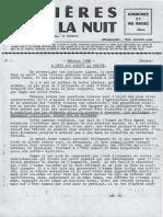 LDLN - N° 01 - Février 1958