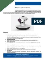 IT-FHDCC32 - Videoconference & Telemedicine – Video Camera