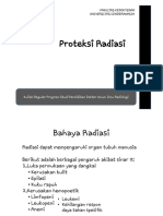 3. Proteksi Radiasi
