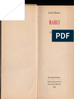 Gabriel Bonnot Mably