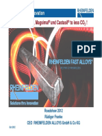 Rheinfelden Silafont®, Magsimal® und Castasil® 2012 (1)
