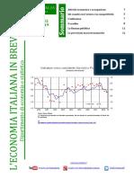Bankitalia-economia in Breve