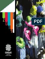 Agenda Cultural do Município da Covilhã - FEV 2019