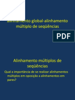 Alinhamento Global