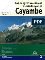 Volcan Cayambe
