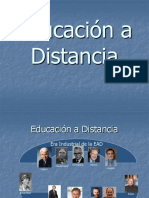 educacion a distancia.ppt