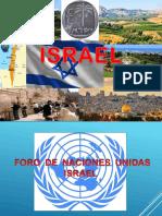 Presentacion de Israel