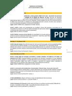 Agenda de Actividades Destacadas. Del 15 Al 28 de Febrero de 2019. Fundación Caja Mediterráneo