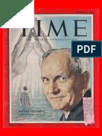 Revista Time - 5 de Dezembro de 1955