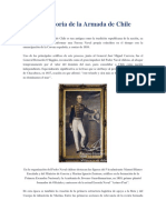 La Historia de la Armada de Chile.docx