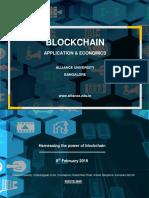 Blockchain Panel Discussion