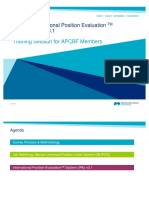 Mercer International Position Evaluation TM System (IPE) v3.1. Training Session for APCBF Members MERCER.pdf