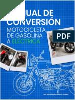 Como Hacer Una Motocicleta Eléctrica