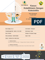 Case Kolelitihiasis