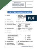 Ficha Tecnica Del Proyecto