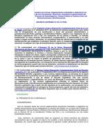 stablecen en forma transitoria las normas reglamentarias orientadas a determinar los niveles remunerativos de los funcionarios.docx