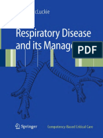 Respiratory Its Management