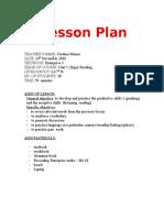 Lesson Plan 7 Aracip