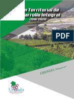 PTDI Uriondo 2016 - 2020