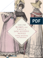 Jane Austen Women and Value Superfluity (2)