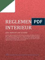Reglement Interieur Services 24h Algerie Fr
