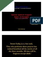 special-spiritual-program-rajab