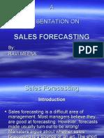 Sales Forecasting Ppt 1