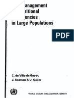 Management of Nutritional Recources in Large Populations.pdf