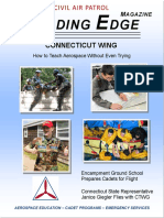 2014 August Leading Edge Magazine Connecticut Wing News