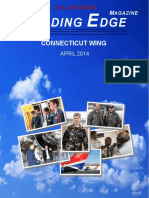 2014 April Leading Edge Magazine Connecticut Wing News