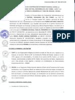Convenio Devida y Central Asháninka de Río Tambo (CART)