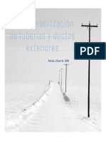 Weatherproofing Exterior Pipes and Ductwork_spanish