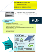 Energias Renovables - Termos Solares