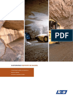 Depósito subterráneo de residuos en Alemania