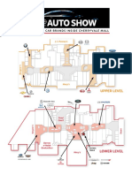 Map of Auto Show