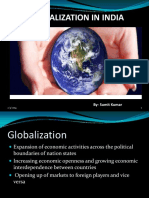 grp2globalisationinindiam2-140203062203-phpapp02