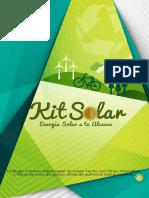 Catalogo Kit Solar