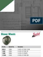 Datasheet Blower Wheel de Beckett