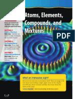 Nature of Matter - Ch 1 - Atoms Elements Compounds