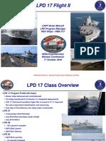 PMS 317 - PEO Ships, CAPT Brian Metcalf, LPD Program Manager, PEO Ships_MPS 317 - MetcalfPEOShips