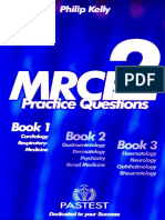 MRCP 2 Practice Questions Book.1