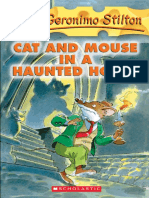 (Geronimo Stilton 3) Stilton, Geronimo - Cat and Mouse in a Haunted House