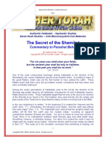 Sod HaShemitot