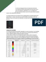 Recistencia, Capacitor e Inductor Uso Composicion y Aplicacion