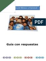 Historia de México y Universal