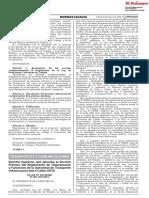 DECRETO SUPREMO N° 003-2019-MTC