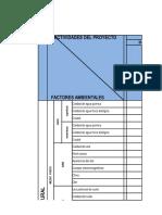 Estructura de La Matriz de Leopol