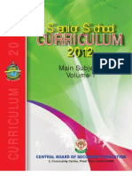 Senior Curriculum Vol 1 2012 Final