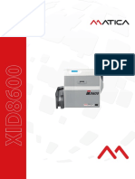 XID8600 Product Information (Brochure)