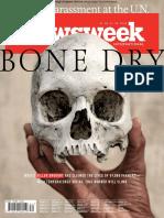 @Malu320. Newsweek International - 24-08-2018